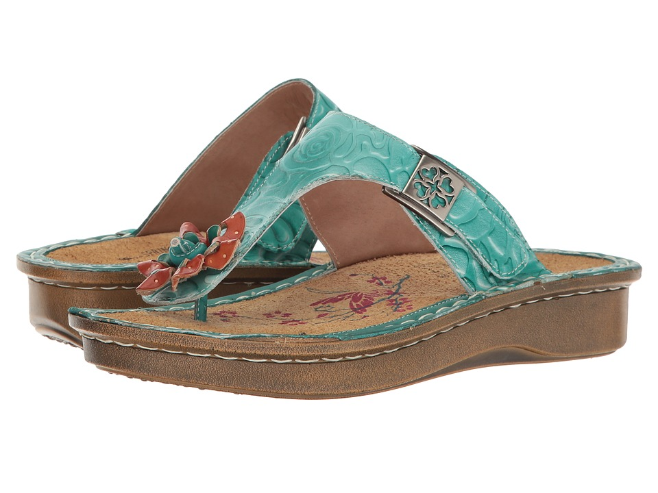 L'Artiste by Spring Step - Aldora (Turquoise) Women's Shoes