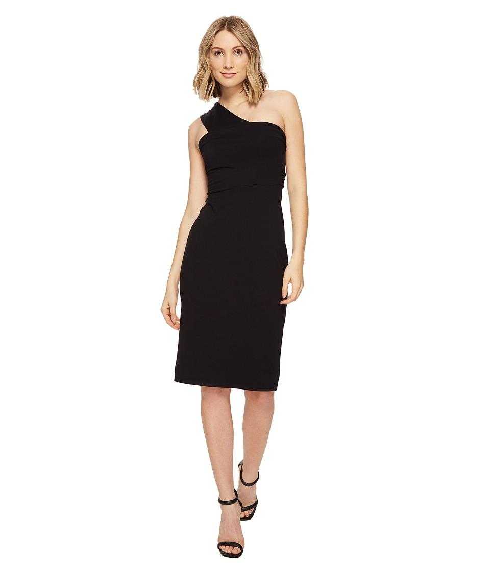 Susana Monaco Tina Dress (Black) Women