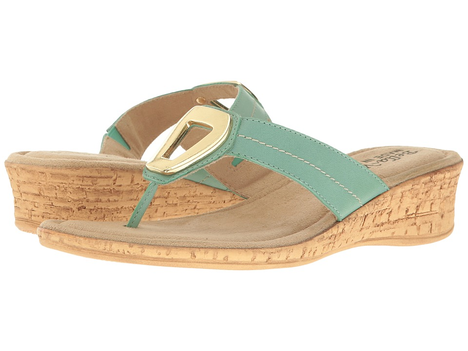 Bella-Vita Lou-Italy (Mint Leather) Women