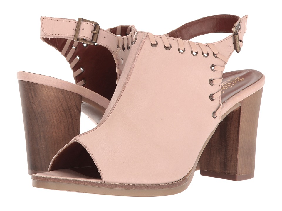 Bella-Vita - Ora-Italy (Nude Leather) High Heels