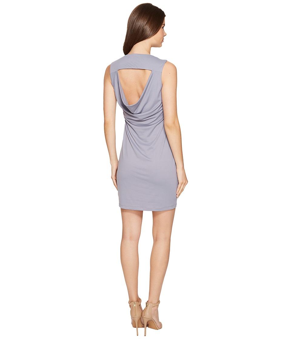 Susana Monaco Aeliana Dress (Stone) Women