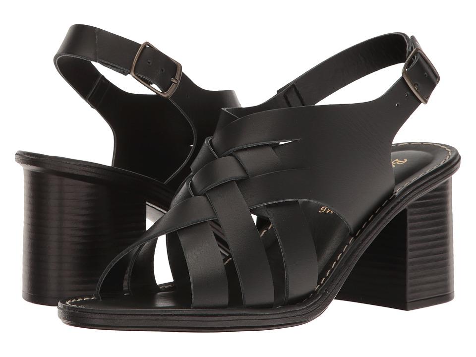 Bella-Vita Max-Italy (Black Leather) High Heels