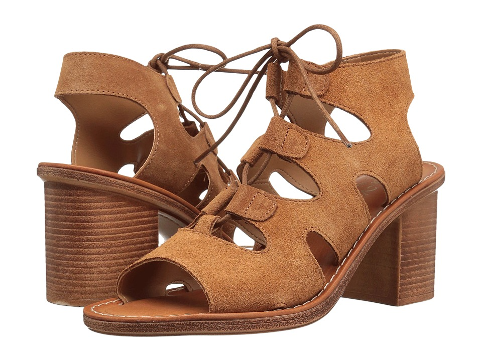 Bella-Vita Bre-Italy (Tobacco Suede Leather) High Heels