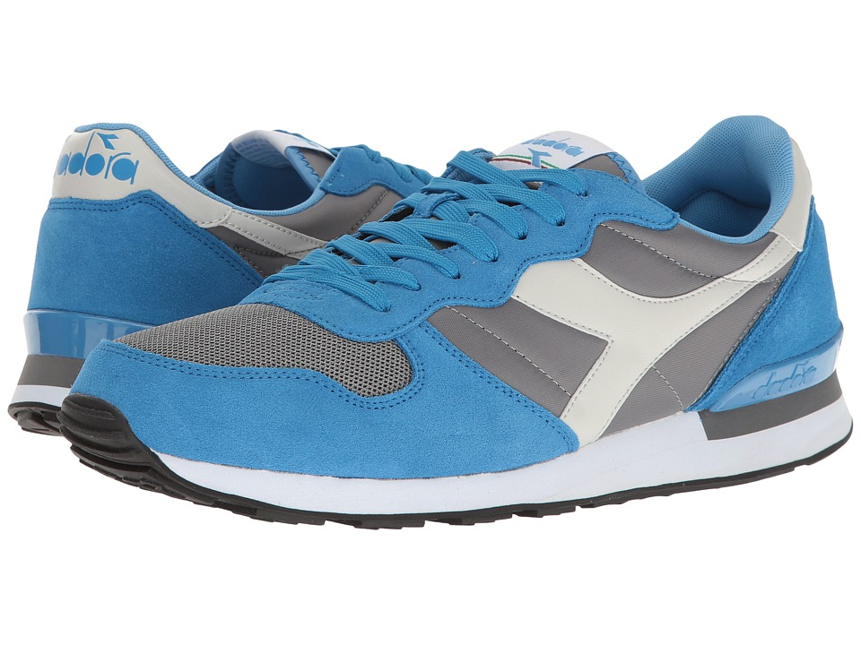 Diadora Camaro (Azure Sky Blue/Steel Gray) Men