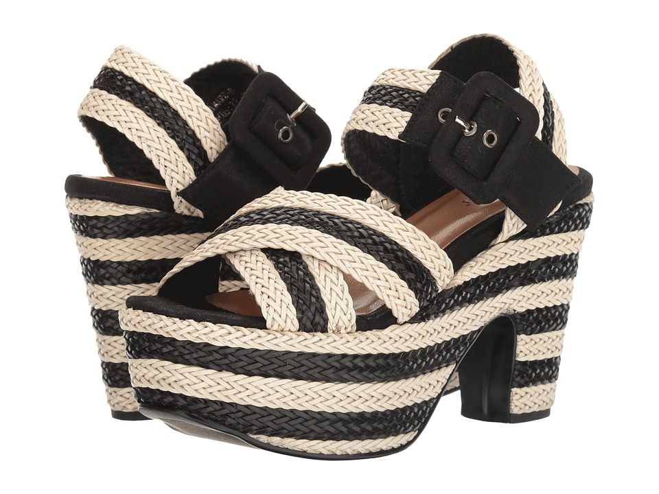 Spring Step - Amare (Black) Women's Shoes
