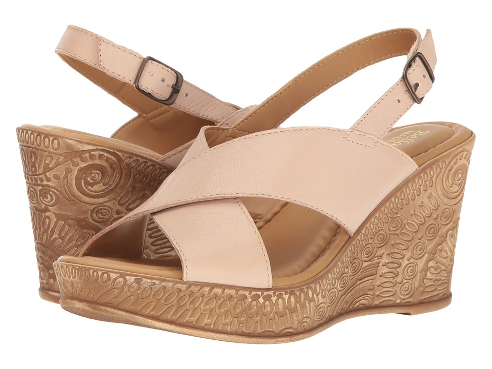 Bella-Vita Lea-Italy (Natural Leather) Women