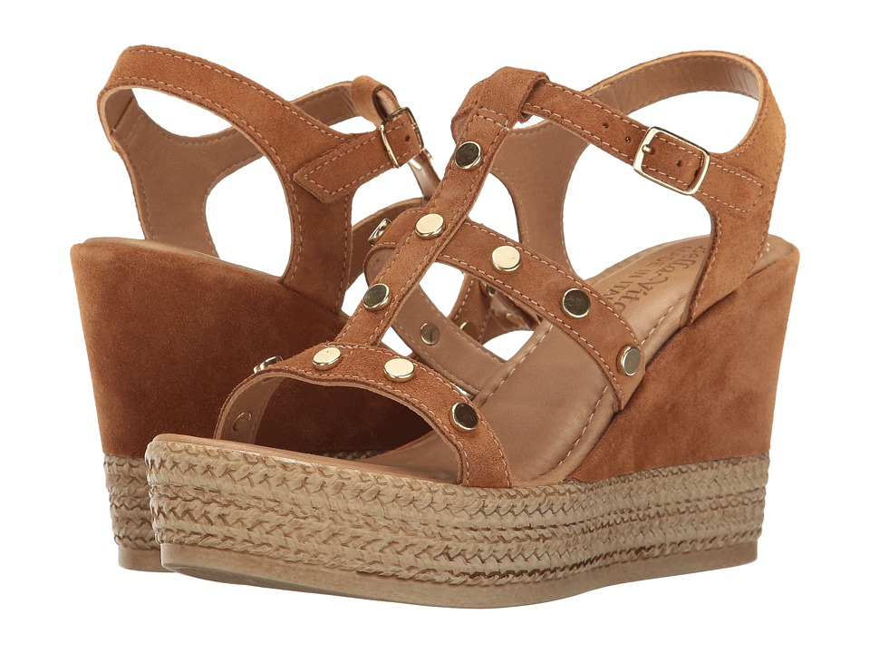 Bella-Vita Rin-Italy (Tobacco Suede Leather) Women