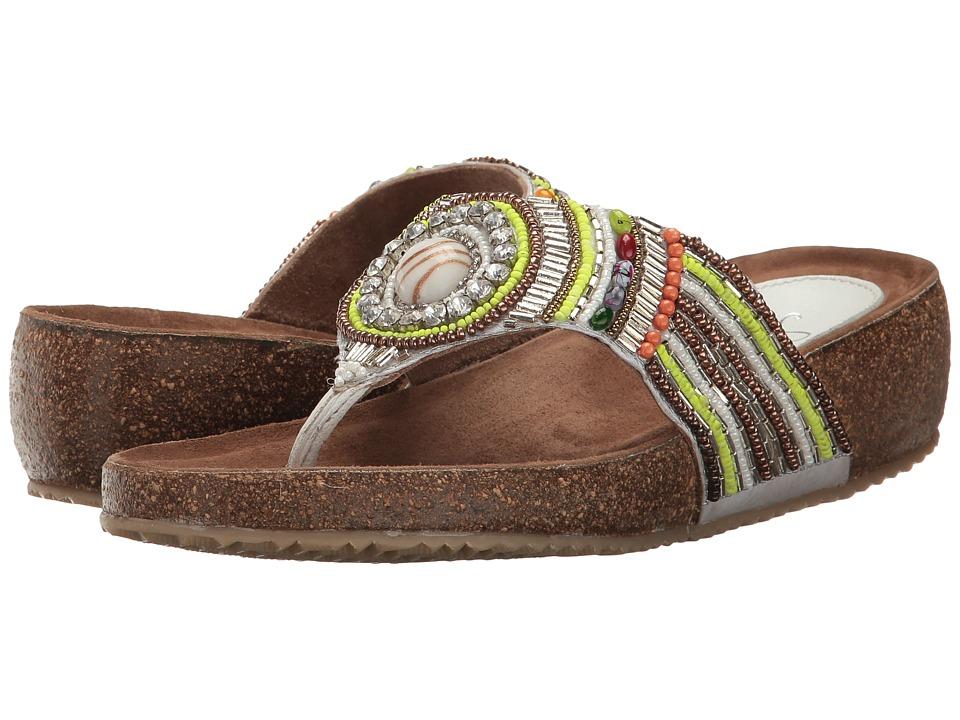 Spring Step - Anarosa (White Multi) Women's Shoes