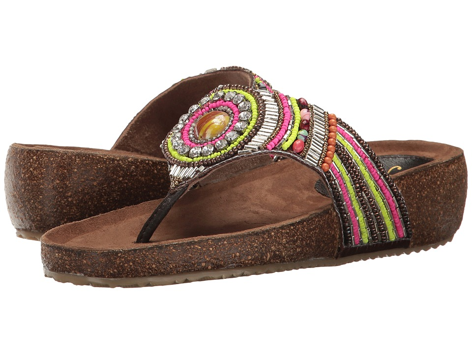 Spring Step - Anarosa (Brown Multi) Women's Shoes