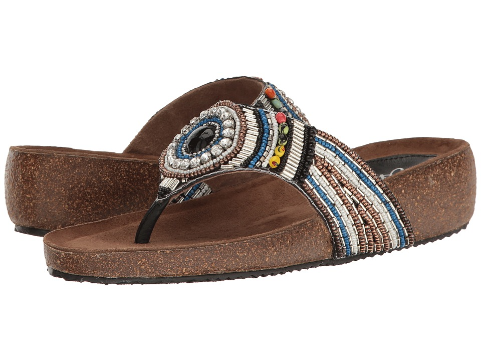 Spring Step - Anarosa (Black Multi) Women's Shoes