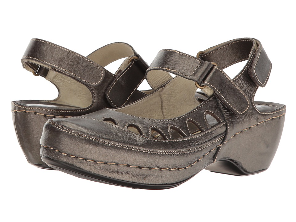 Spring Step - Surina (Pewter) Women's Shoes