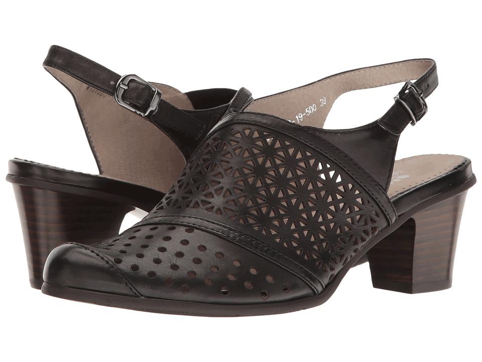 Spring Step - Miradoux (Black) Women's Shoes