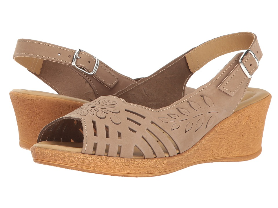 Spring Step - Udoban (Beige) Women's Shoes