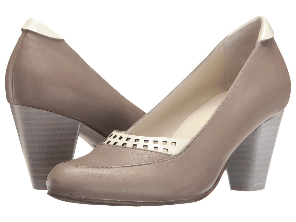 Spring Step - Navis (Grey) Women's Shoes