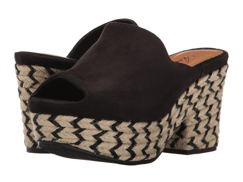Spring Step - Elska (Black) Women's Shoes