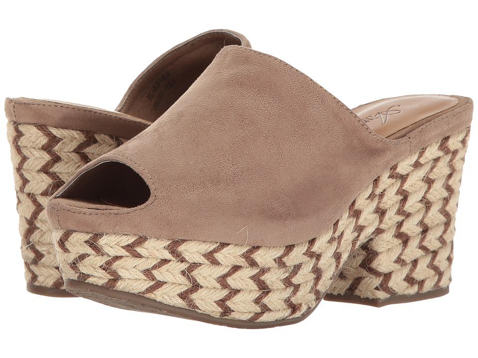 Spring Step - Elska (Khaki) Women's Shoes