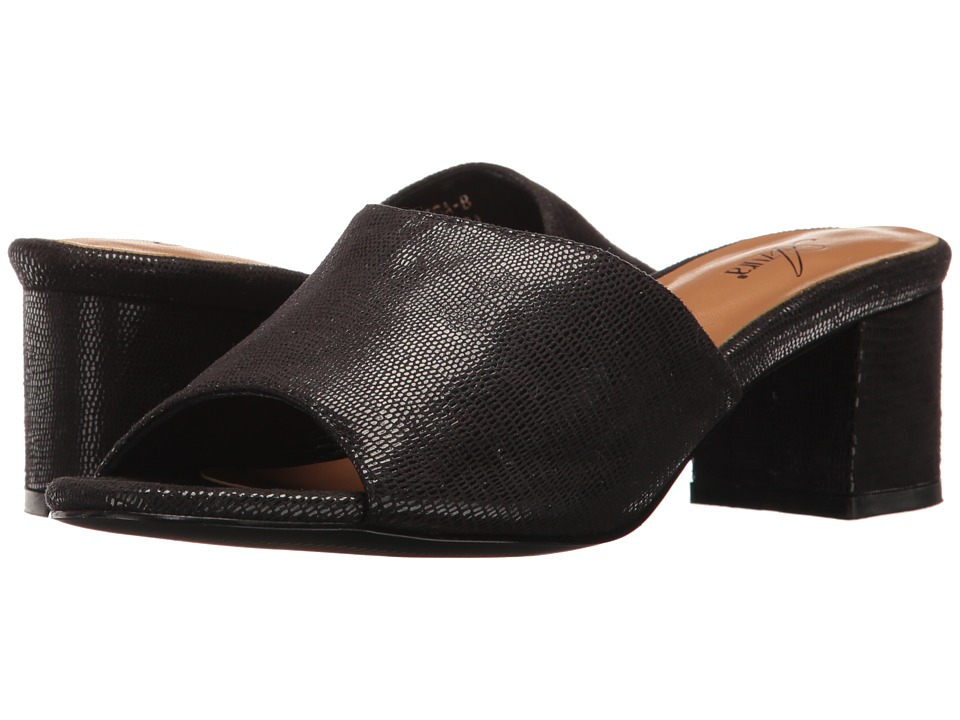 Spring Step - Massa (Black) Women's Shoes