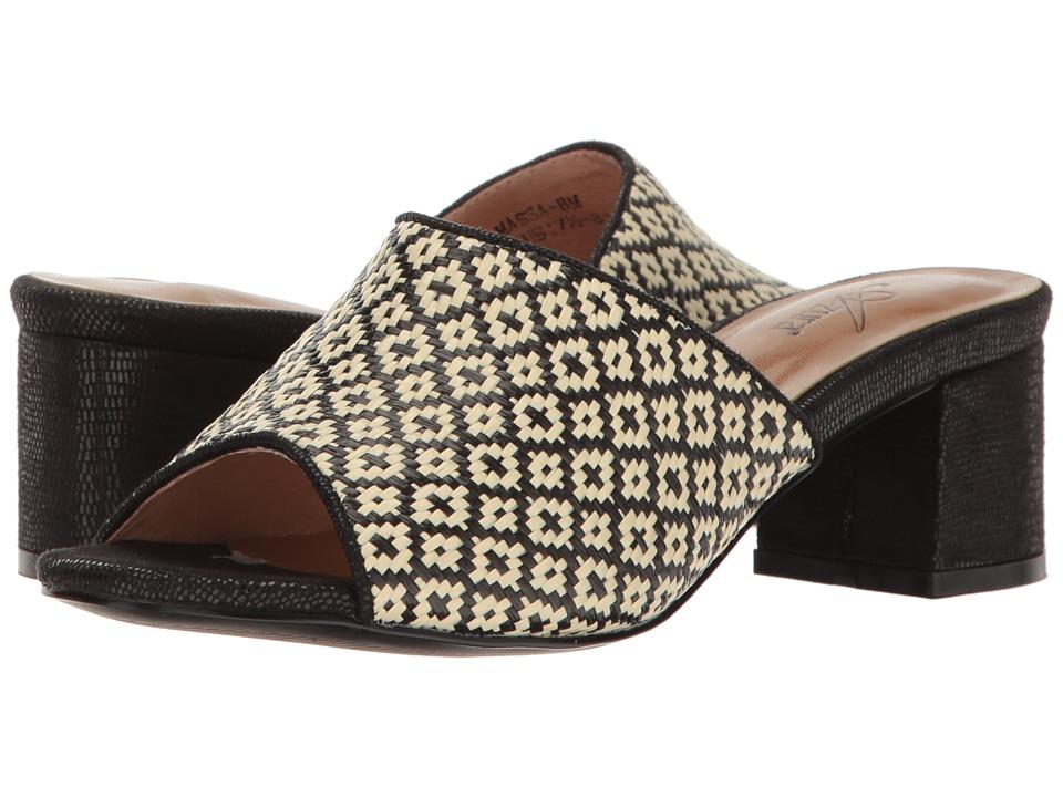 Spring Step - Massa (Black Multi) Women's Shoes