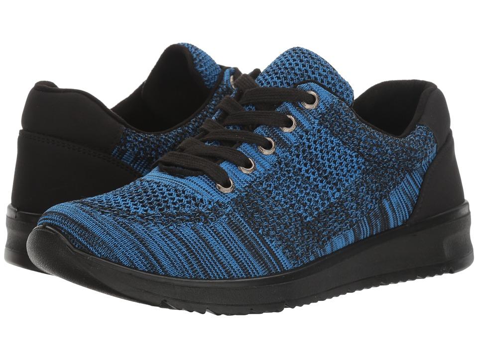 Spring Step - Popsanda (Blue) Women's Shoes