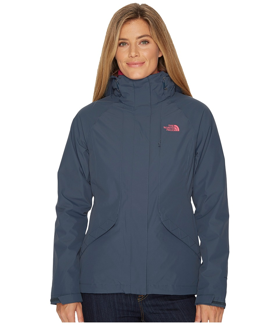 The North Face Boundary Triclimate(r) Jacket (Ink Blue) Women