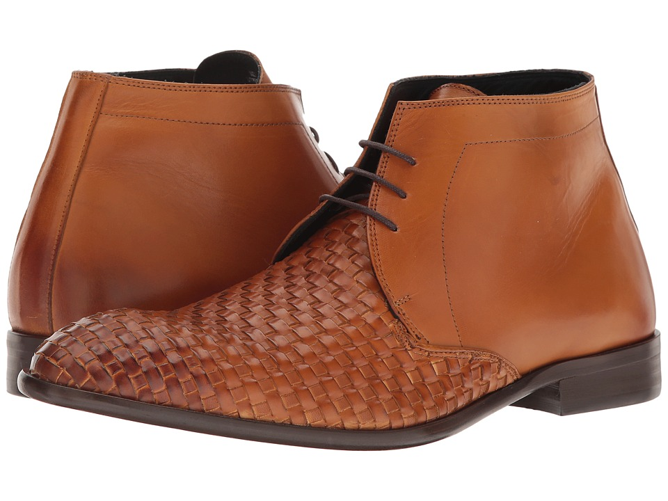 Messico - Oriol (Burnished Honey Leather) Men's Shoes