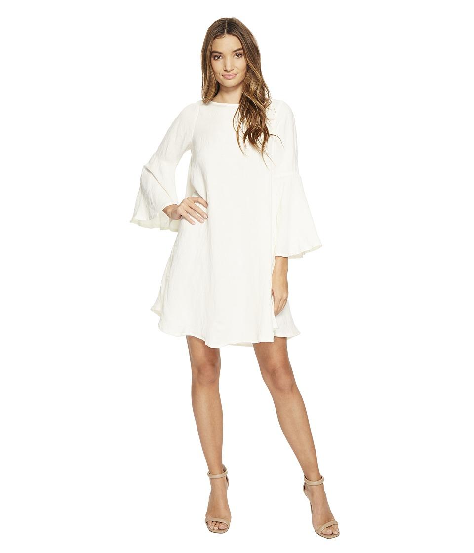 Rachel Pally Linen Aemon Dress (White) Women