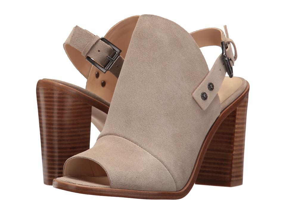 Nine West - Pickens (Taupe Suede) High Heels
