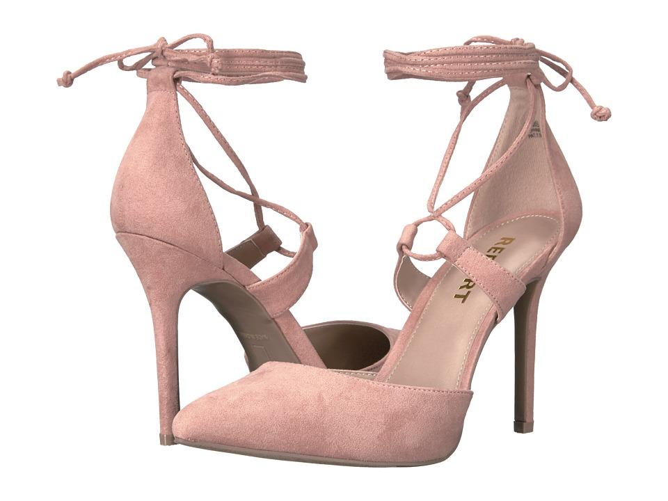 Report - Jeffries (Pink) Women's Shoes