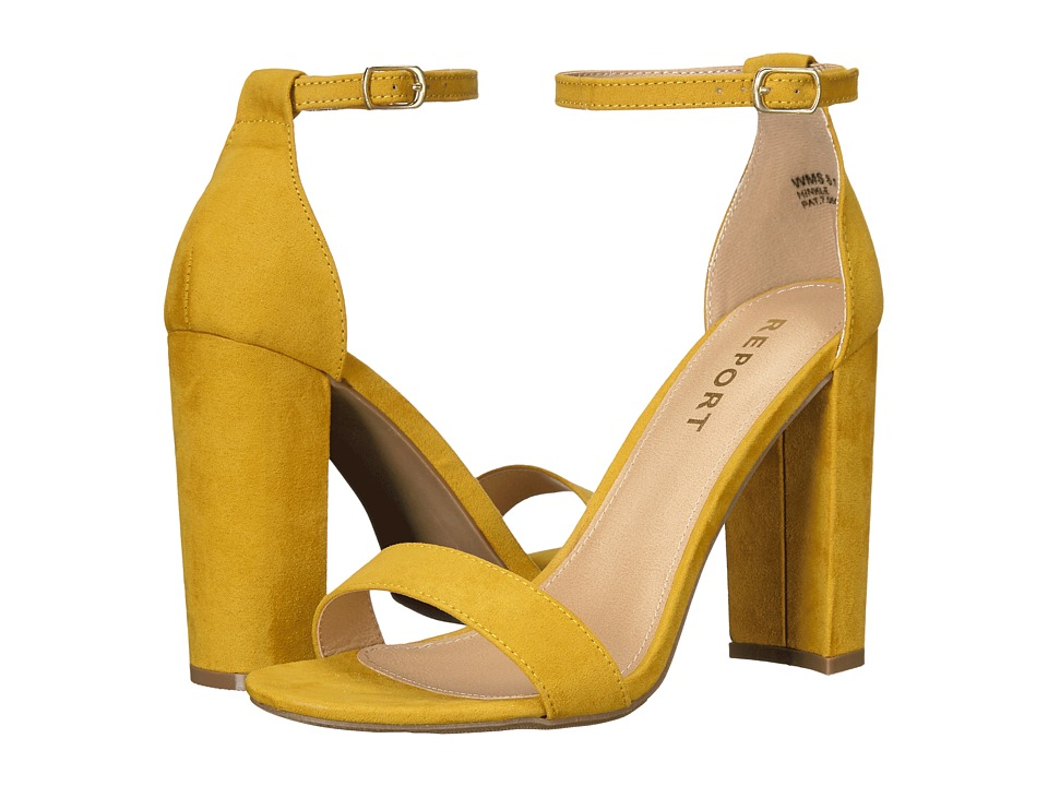 Report - Hinkle (Yellow) Women's Shoes