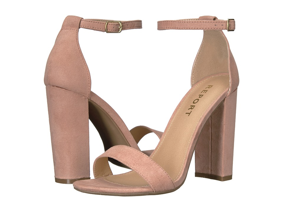 Report - Hinkle (Pink) Women's Shoes