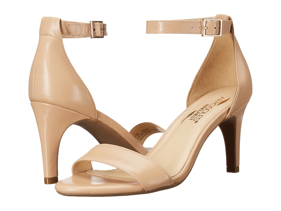 Aerosoles - Laminate (Nude Leather) High Heels