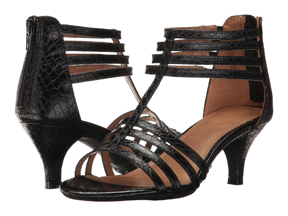 Aerosoles - Limeade (Black Snake) High Heels