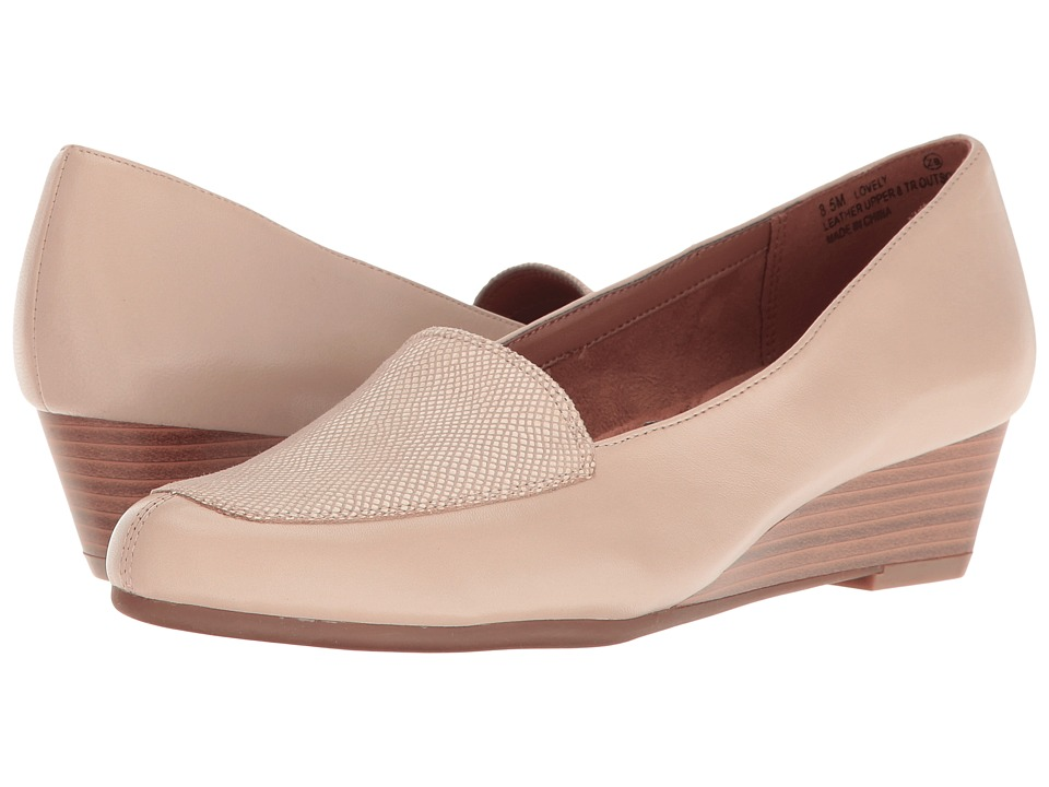 Aerosoles - Lovely (Bone Snake) Women's Flat Shoes