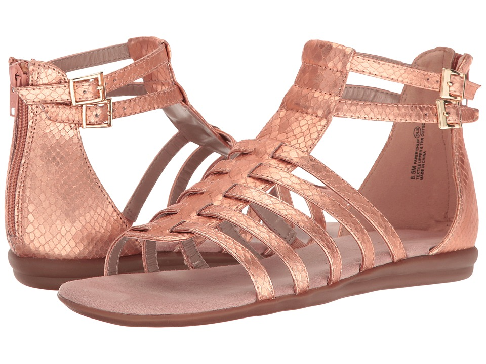 Aerosoles - Paper Chlip (Pink Snake) Women's Dress Sandals