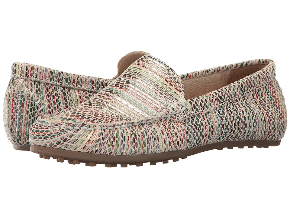 A2 by Aerosoles - Over Drive (Multi Stripe) Women's Slip on Shoes