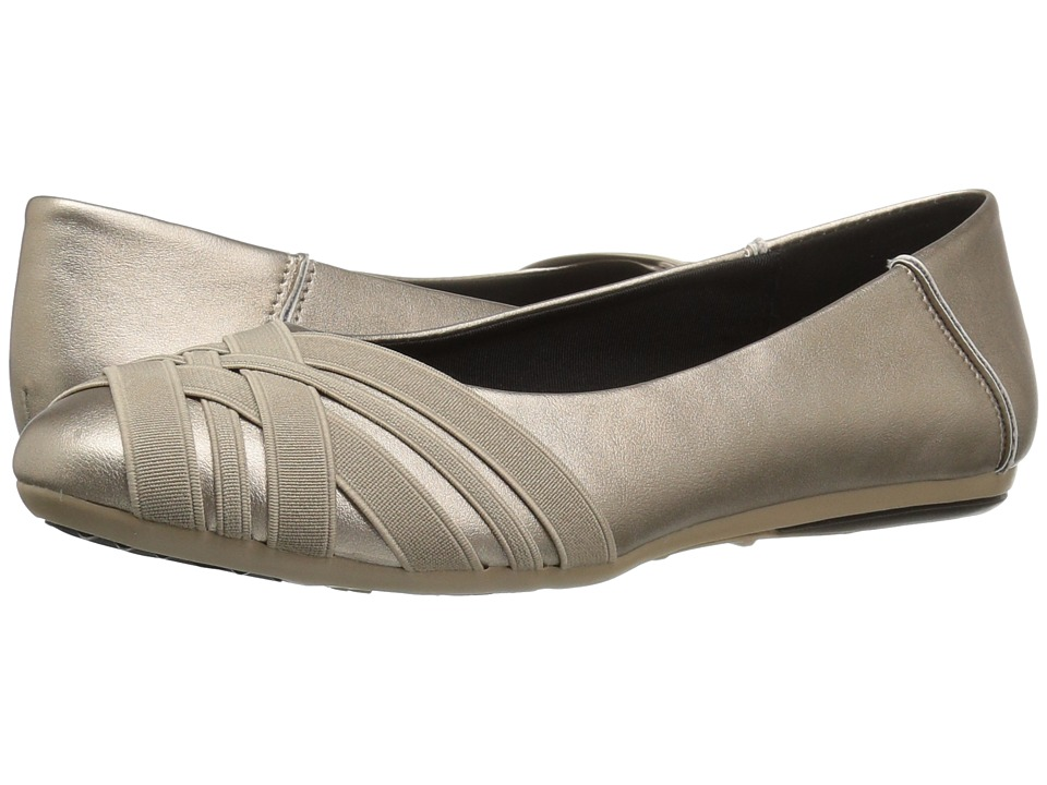 Aerosoles Spin Cycle (Soft Gold Combo) Women