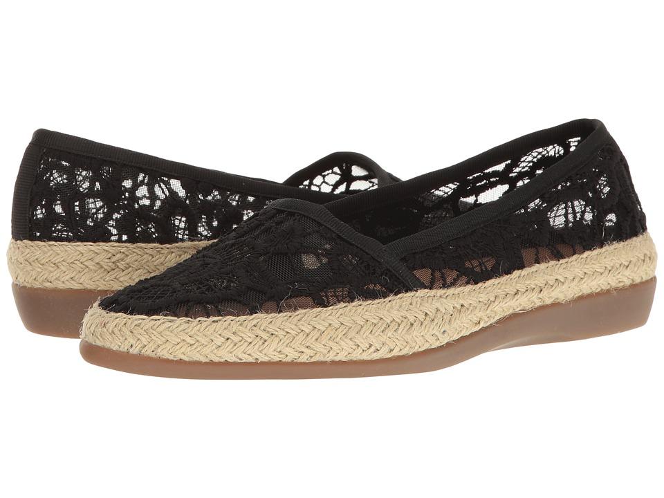 Aerosoles - Trend Report (Black) Women's Flat Shoes