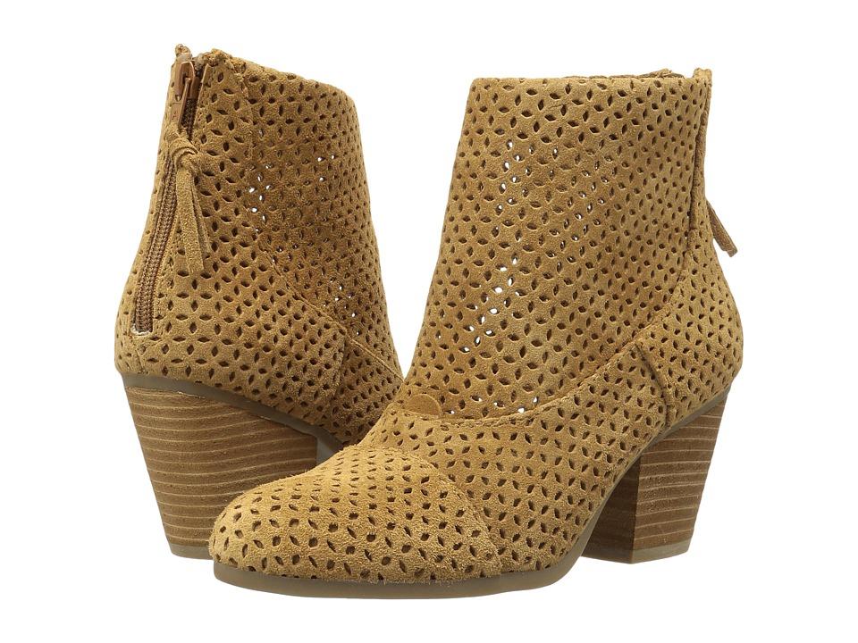 Aerosoles - Vital Sign (Dark Tan Suede) Women's Pull-on Boots
