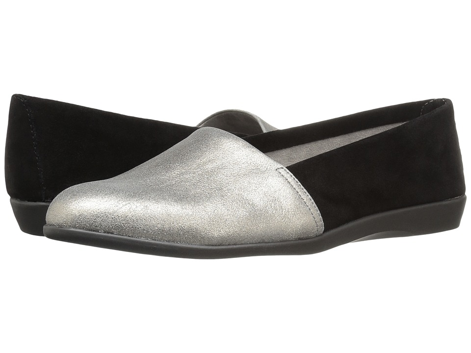 Aerosoles Trend Setter (Silver Combo) Women