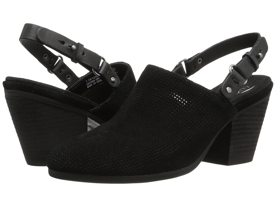 Aerosoles - Vitamin (Black Combo) Women's Clog/Mule Shoes