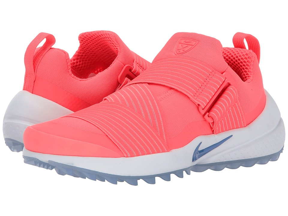 Nike Golf Air Zoom Gimme (Solar Red/Blue Jay/White) Women