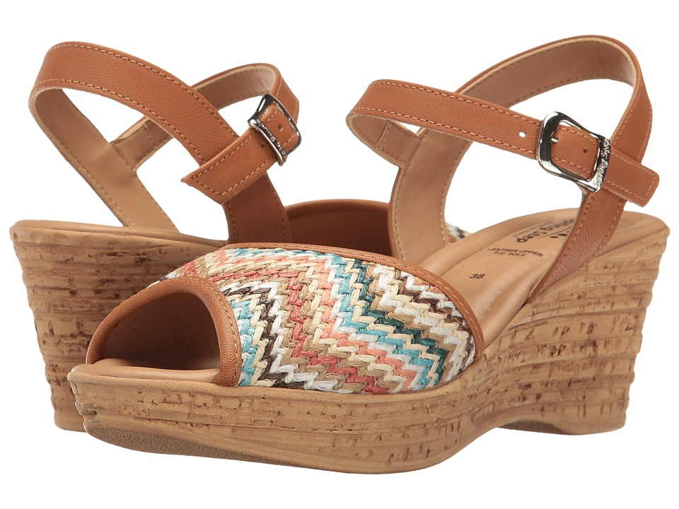Spring Step - Allenisa (Camel) Women's Shoes