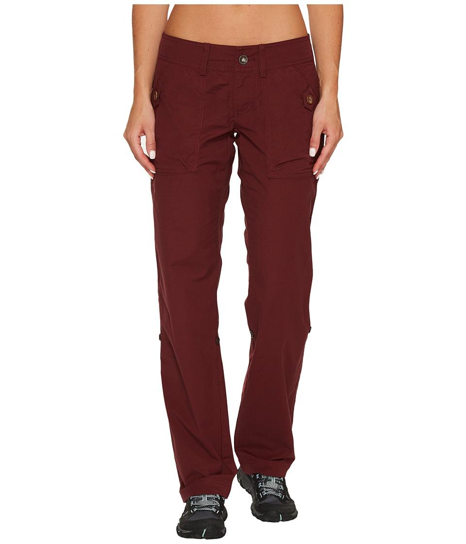 Marmot - Ginny Pant (Port) Women's Casual Pants