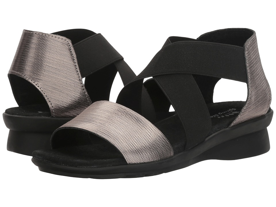 Spring Step - Blithe (Pewter) Women's Shoes