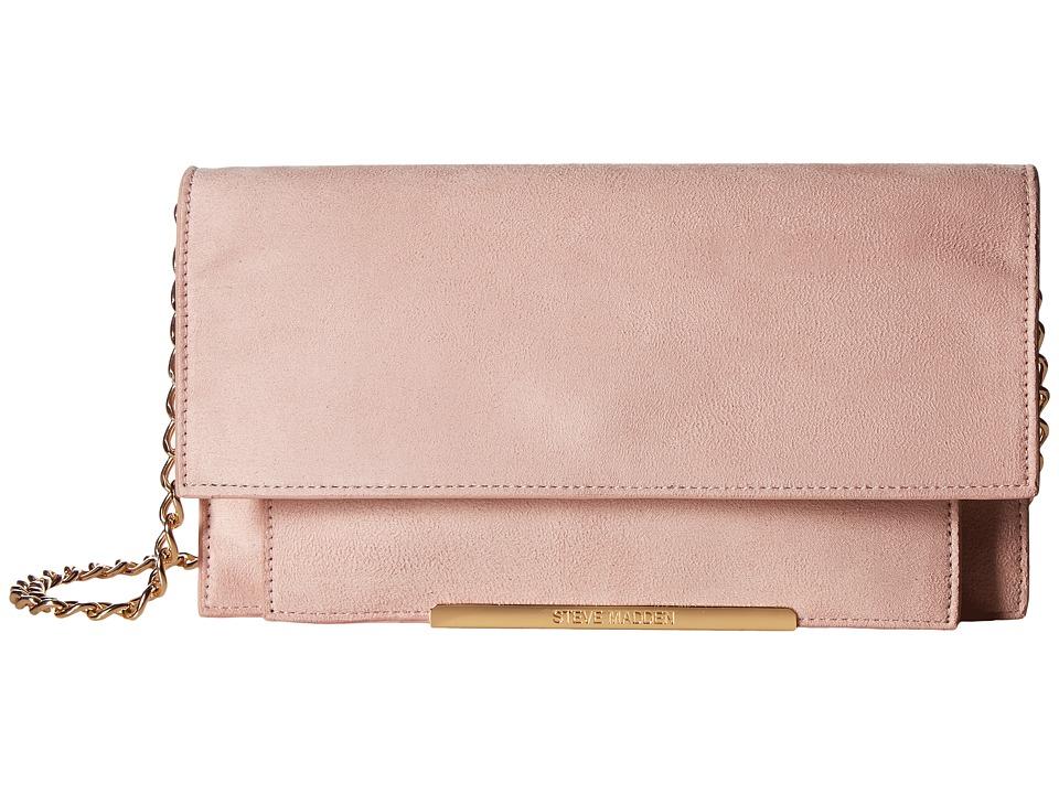 Steve Madden - Bmusthav (Light Pink) Clutch Handbags