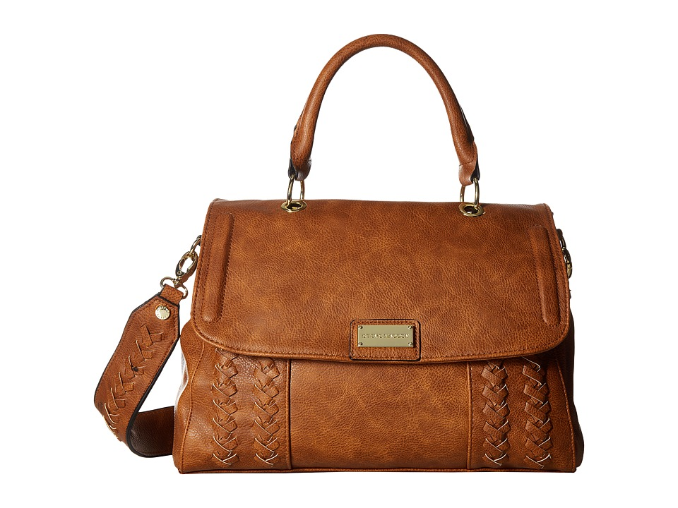 Steve Madden - Bhartt (Cognac) Cross Body Handbags