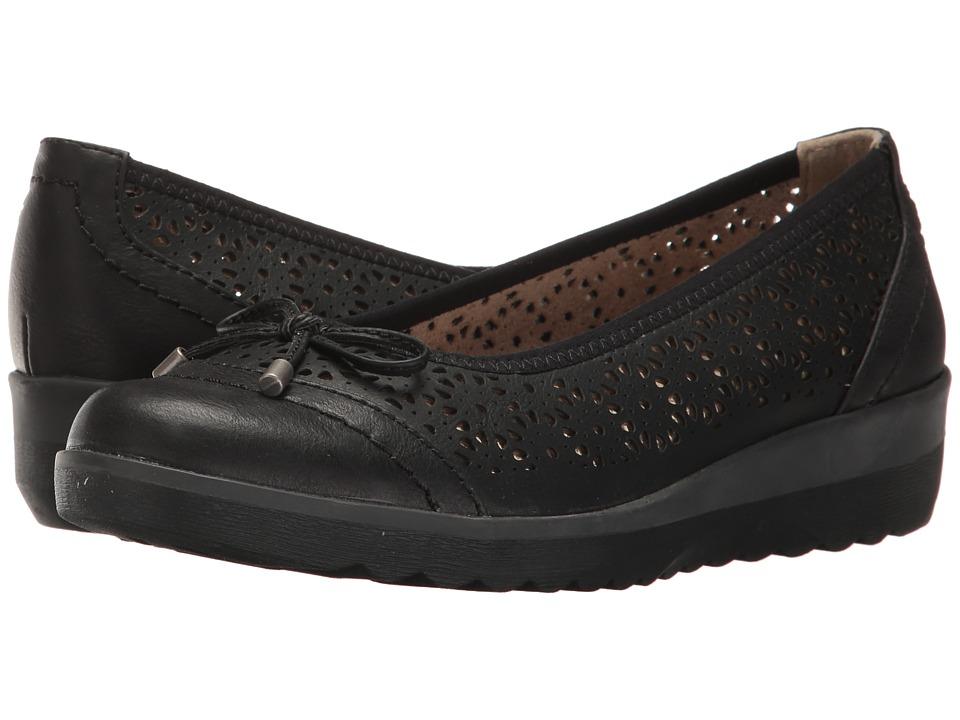 Spring Step - Fabiola (Black) Women's Shoes