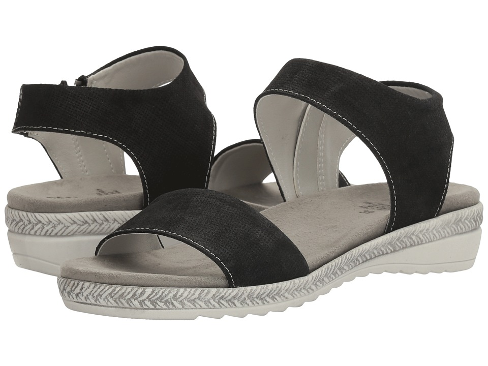Spring Step - Evi (Black) Women's Shoes