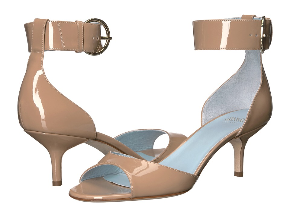 Frances Valentine - Lizzie (Camel Patent) Women's Shoes