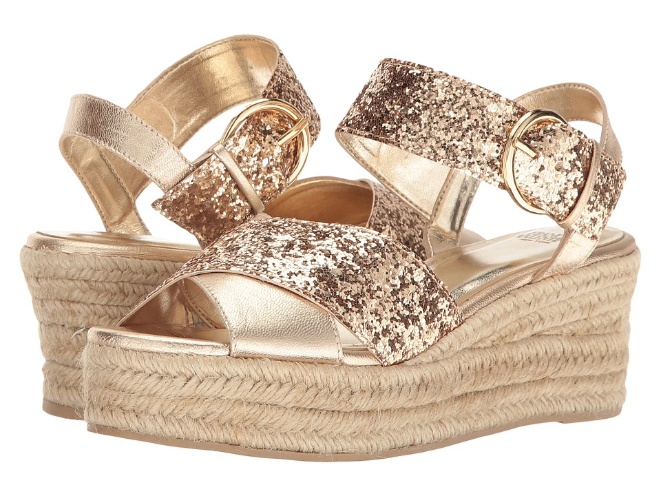 Frances Valentine - Brooke (Platino Glitter) Women's Shoes